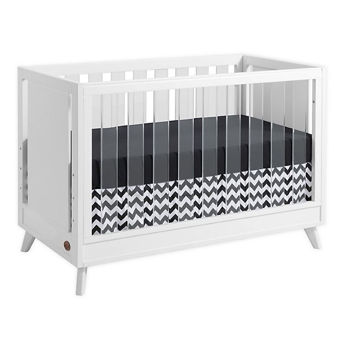 Alternate image 1 for Oxford Baby Holland 3-in-1 Convertible Crib