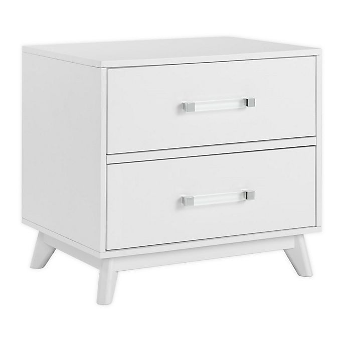 Alternate image 1 for oxford baby® Holland 2-Drawer Nightstand