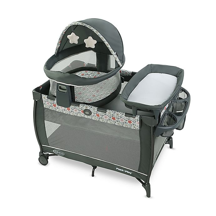 Alternate image 1 for Graco® Pack 'n Play® Travel Dome LX Playard in Annie