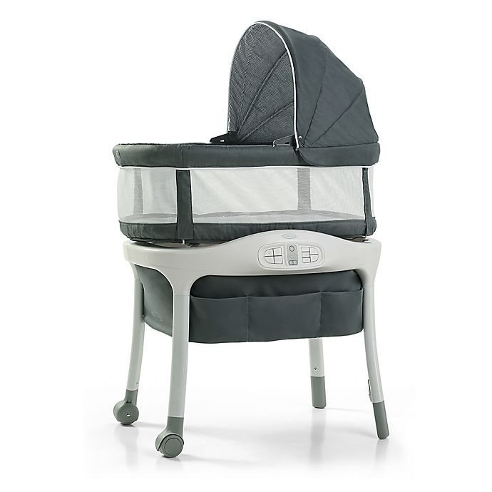 Alternate image 1 for Graco® Sense2Snooze™ Bassinet with Cry Detection™ Technology in Ellison