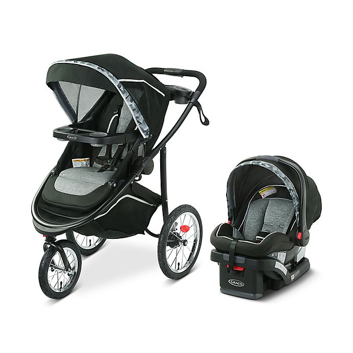 Alternate image 1 for Graco® Modes™ Jogger 2.0 Travel System in Zion