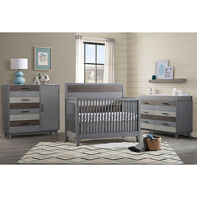 Alternate image 1 for Soho Baby Nursery Furniture Collection