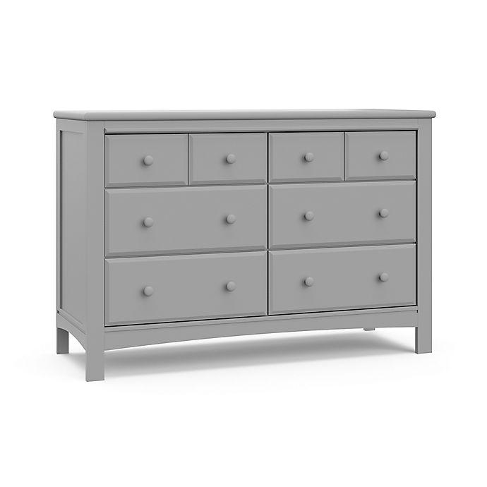 Alternate image 1 for Graco Benton 6 Drawer Dresser