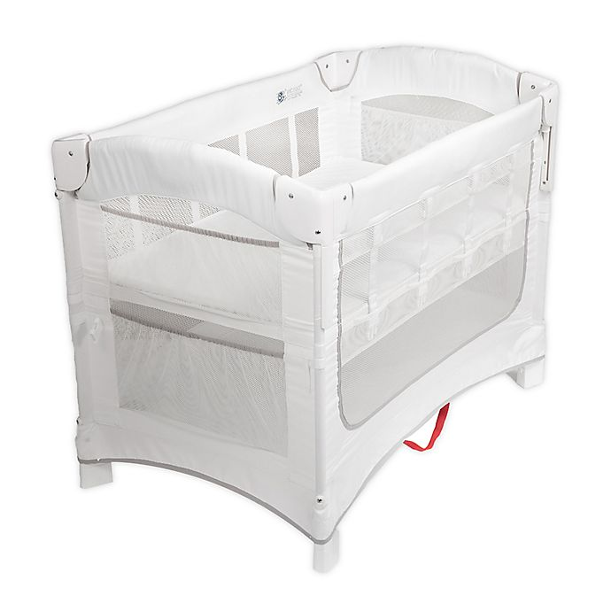 Alternate image 1 for Arm's Reach® Ideal Ezee™ 3-in-1 Co-Sleeper® in White