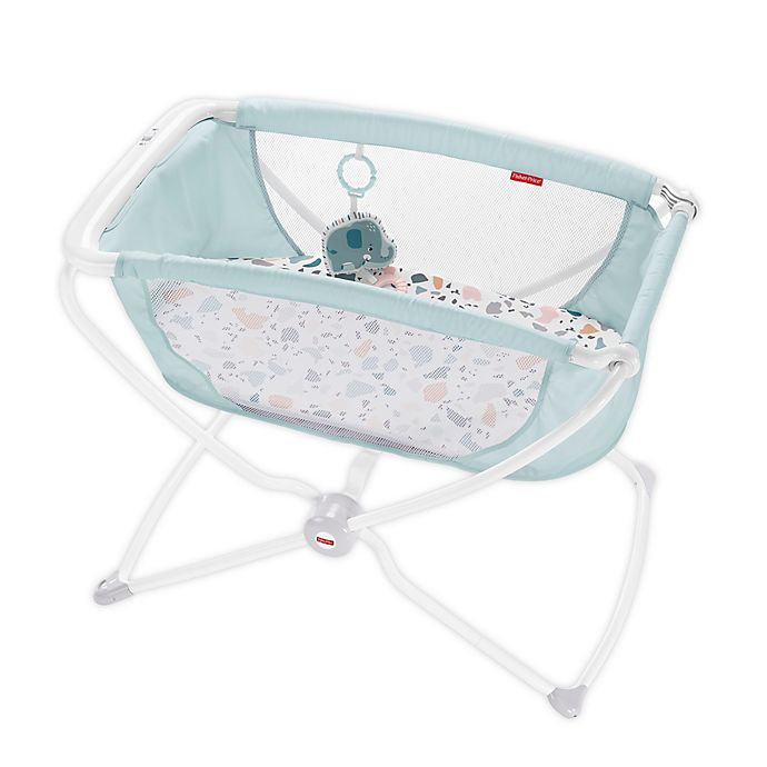 Alternate image 1 for Fisher-Price® Rock With Me Bassinet