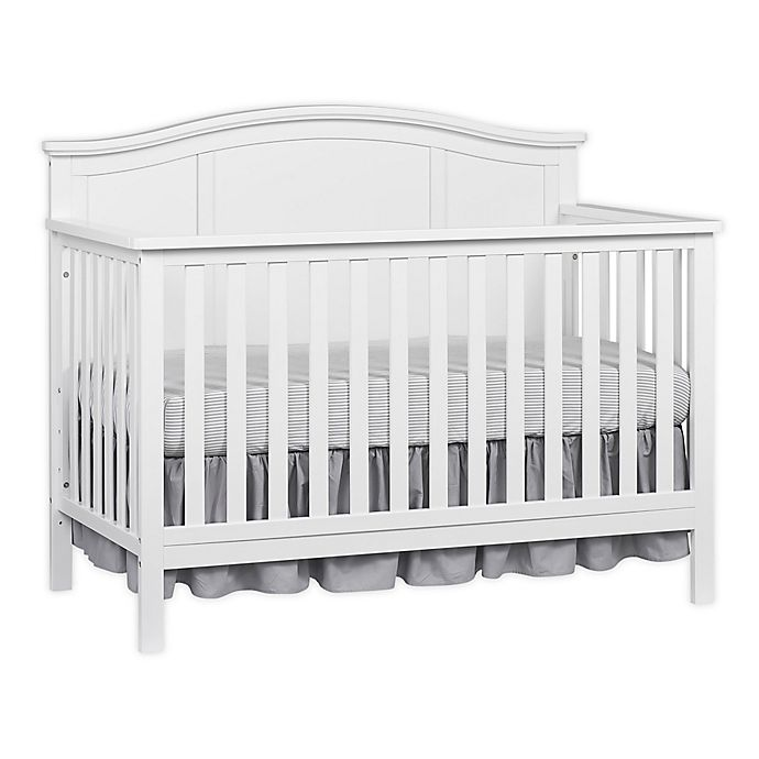 Alternate image 1 for oxford® Baby Emerson 4-in-1 Convertible Crib