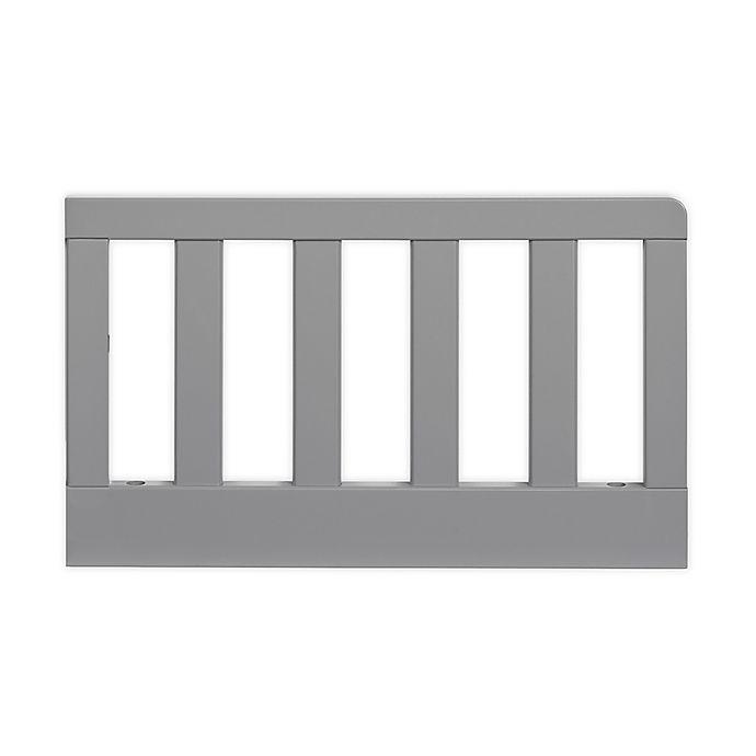 Alternate image 1 for Oxford Baby® Harper Guard Rail in Dove Grey