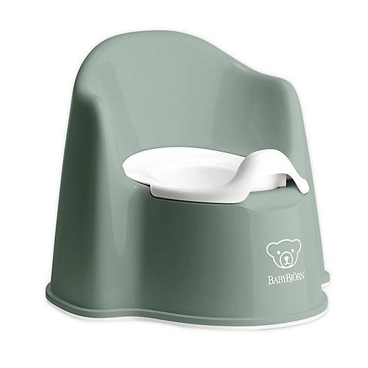 Alternate image 1 for BABYBJÖRN® Potty Chair