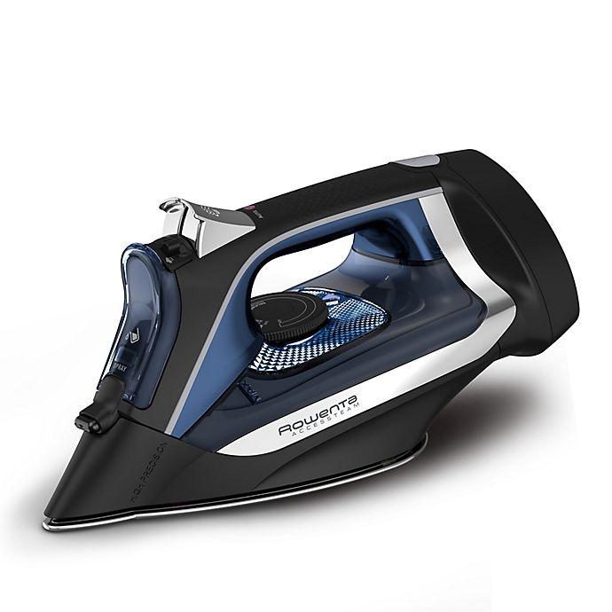 Alternate image 1 for Rowenta® Accessteam Cordreel Iron in Black
