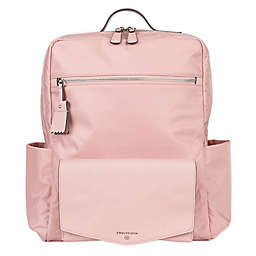 TWELVElittle Peek-A-Boo Diaper Backpack in Blush