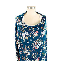 Bebe au Lait® 5-in-1 Midnight Floral Nursing Cover