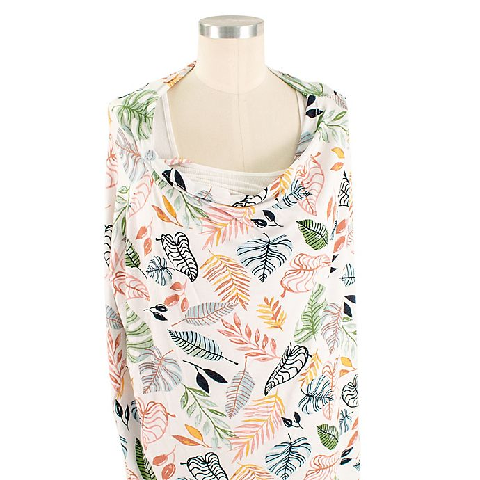Alternate image 1 for Bebe au Lait® 5-in-1 Tropicana Nursing Cover