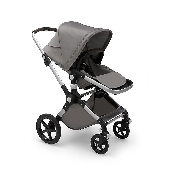 Alternate image 1 for Bugaboo Lynx Complete Single Stroller in Grey
