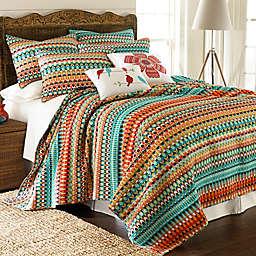 Levtex Home Homethreads Corona 3-Piece Reversible Quilt Set