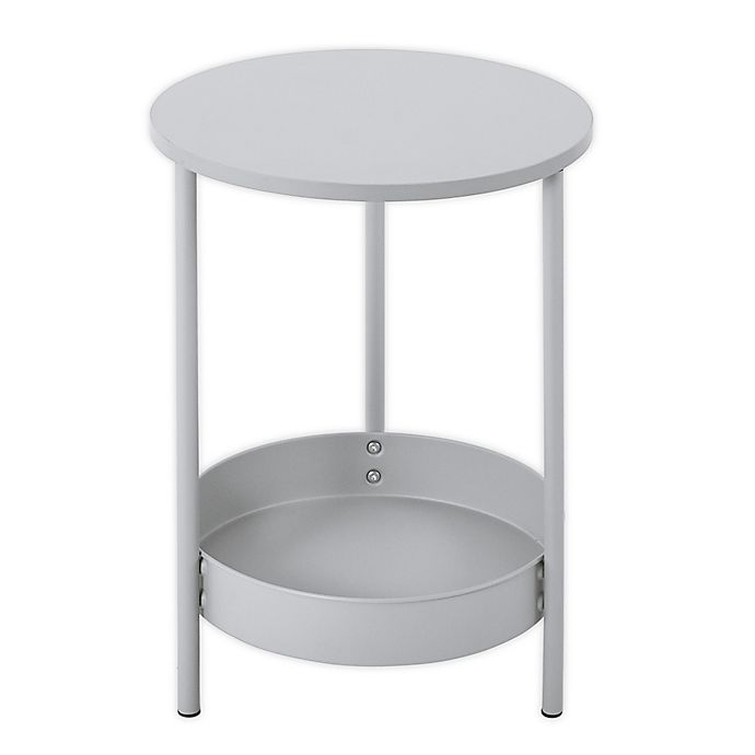 Alternate image 1 for SALT® Metal Side Table