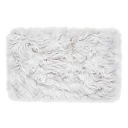 SALT™ Arctic Faux 2' x 3' Accent Rug in Grey