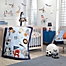 Part of the Lambs & Ivy® Sports Fan Nursery Bedding Collection