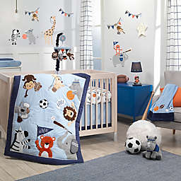 Lambs & Ivy® Sports Fan Nursery Bedding Collection
