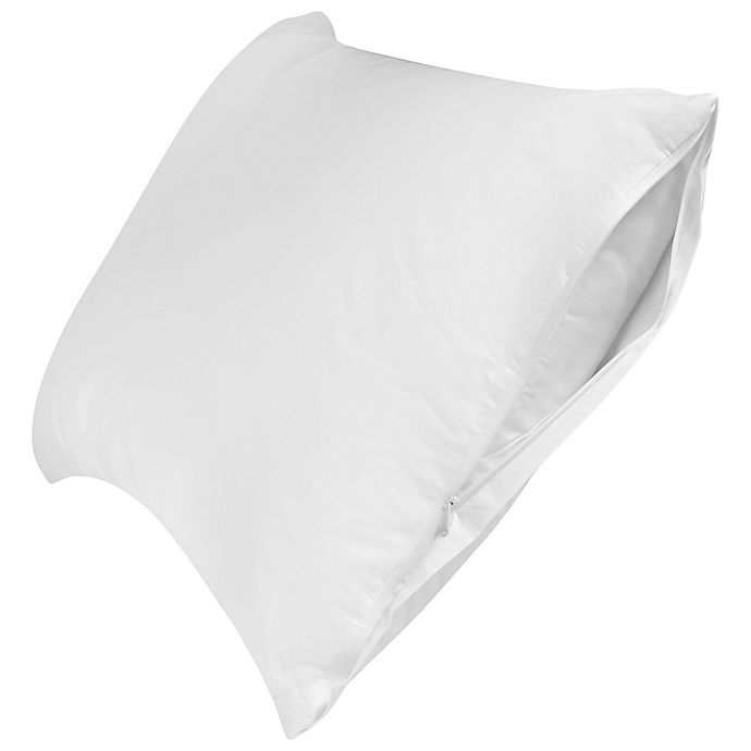 Alternate image 1 for Therapedic® Stain Repel and Release Pillow Protector