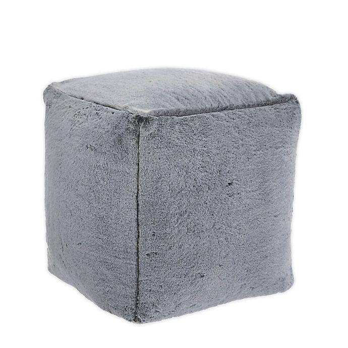 Alternate image 1 for UGG® Dawson Tip-Dyed Faux Fur Pouf