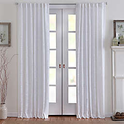 Eastwood Rod Pocket Semi Sheer Light Filtering Window Curtain Panel