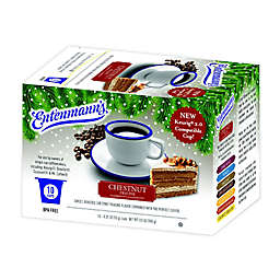 Entenmann's® Chestnut Praline Coffee Pods for Single Serve Coffee Makers 40-Count