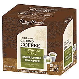 Harry & David® Northwest Blend Coffee Pods for Single Serve Coffee Makers 72-Count