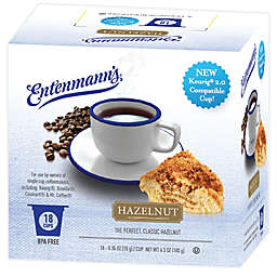 Entenmann's® Hazelnut Coffee for Single Serve Coffee Makers 72-Count