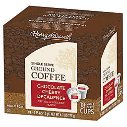 Harry & David® Chocolate Cherry Decadence Coffee Pods for Single Serve Coffee Makers 72-Count