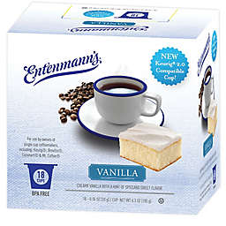 Entenmann's® Vanilla Coffee Pods for Single Serve Coffee Makers 72-Count