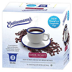 Entenmann's® Dark Roast Coffee Pods for Single Serve Coffee Makers 72-Count