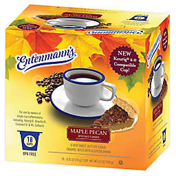 Entenmann's® Maple Pecan Coffee Pods for Single Serve Coffee Makers 72-Count