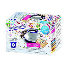 Entenmann's® Party Cake Coffee Pods for Single Serve Coffee Makers 40-Count