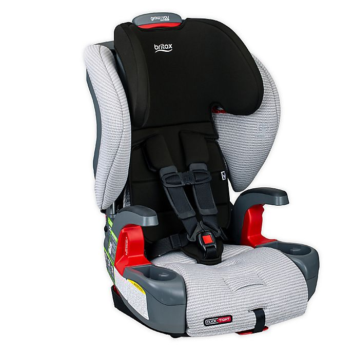 Alternate image 1 for Britax® Grow With You™ ClickTight® Clean Comfort Harness-2-Booster Car Seat
