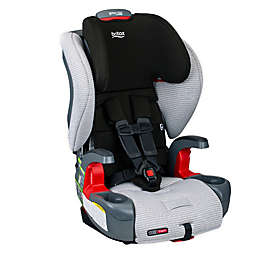 Britax® Grow With You ClickTight Clean Comfort Harness-2-Booster Car Seat in Light Grey