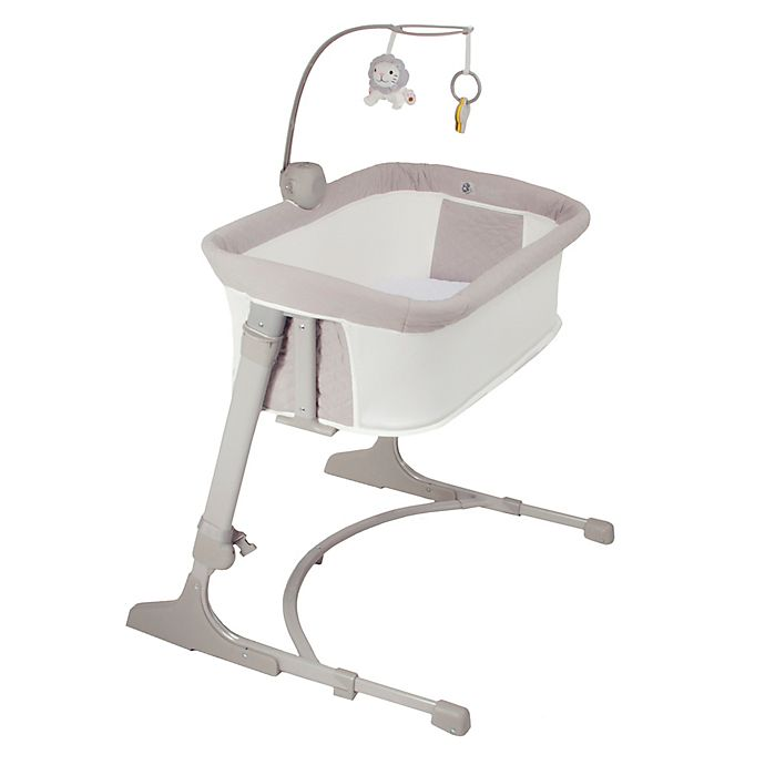 Alternate image 1 for Arm's Reach® Co-Sleeper® Versatile™ Bassinet in Misty