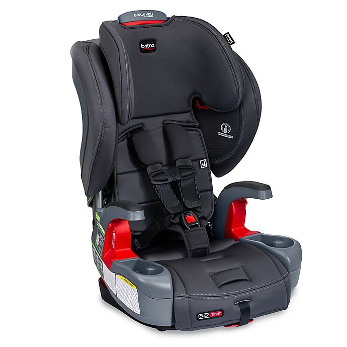 Alternate image 1 for Britax® Grow With You™ ClickTight® Cool N Dry Harness-2-Booster Car Seat