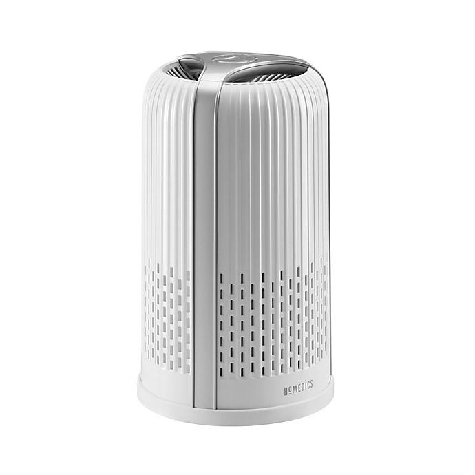 Alternate image 1 for HoMedics® TotalClean™ 4-in-1 Air Purifier in White