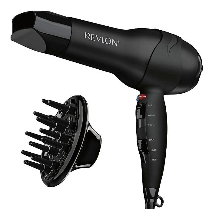 Alternate image 1 for Revlon® Perfect Heat Speed Turbo Dryer