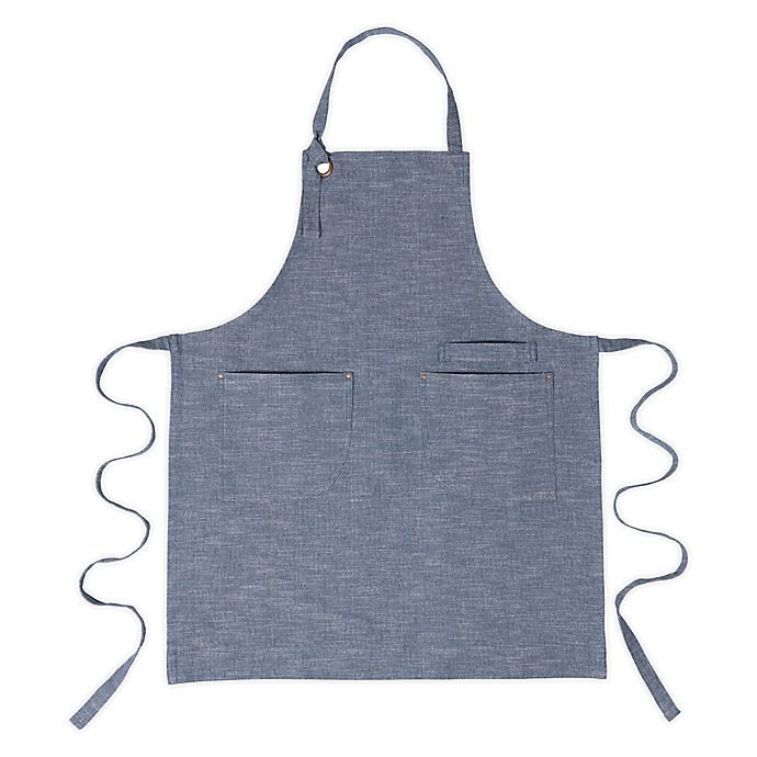 Alternate image 1 for Artisanal Kitchen Supply® Chambray Apron