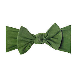 Copper Pearl™ One Size Knit Bow Headband in Alder