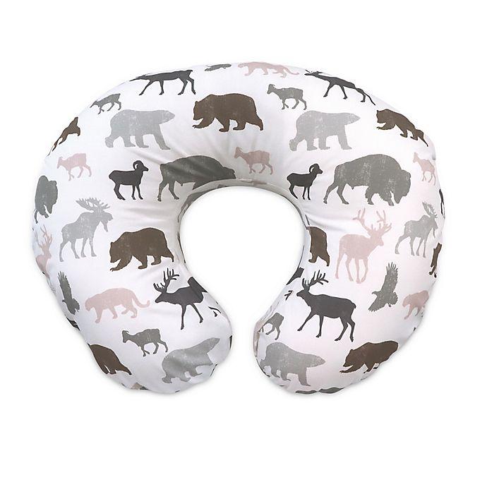 Alternate image 1 for Boppy® Original Nursing Pillow and Positioner in Neutral Wildlife
