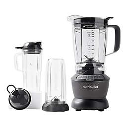 NutriBullet® Blender Combo with Single Serve Cups in Grey