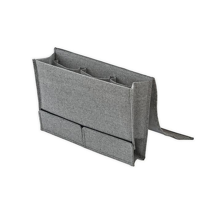 Alternate image 1 for ORG Bedside Caddy in Grey