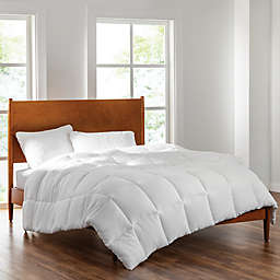 UGG® Devon Down Alternative Quilted King Comforter in White
