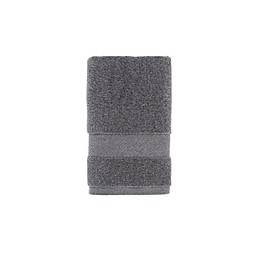O&O by Olivia & Oliver™ Turkish Fibro Hand Towel in Grey