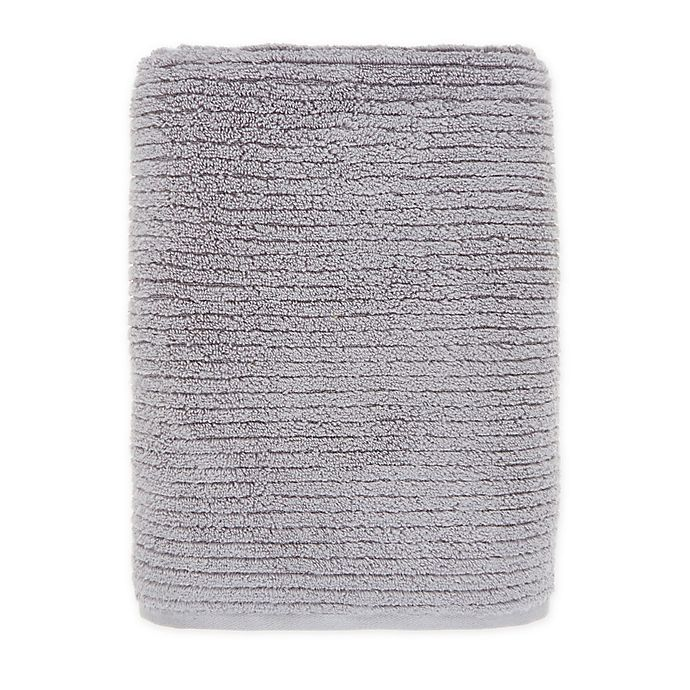 Alternate image 1 for O&O by Olivia & Oliver™ Turkish Ribbed Modal Bath Towel