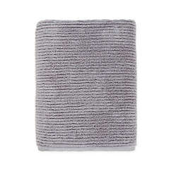 O&O by Olivia & Oliver™ Turkish Ribbed Modal Bath Sheet in Grey