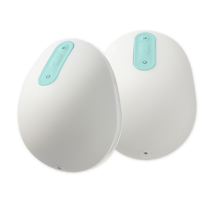 Alternate image 1 for Willow® Generation 3 Hands-Free Wearable Double Electric Breast Pump