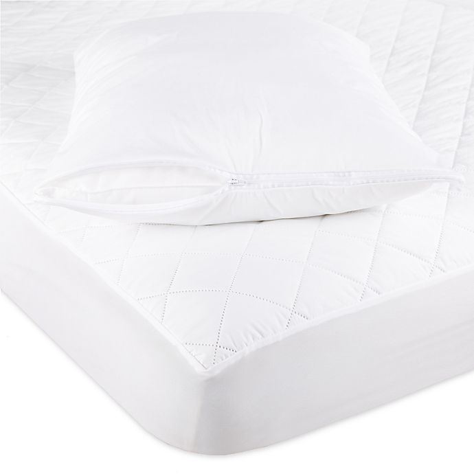 Alternate image 1 for Simply Essential™ Bedding Protection Bundle